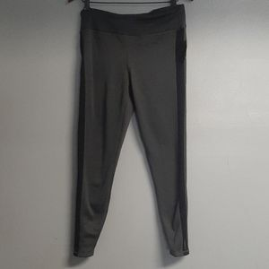 NWT Women's Grey Reebok Stretch Skinny Pants